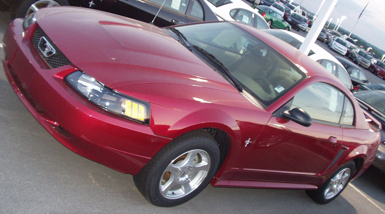 Timeline 2003 Mustang V6 The Mustang Source