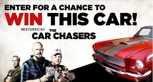 Car Chasers Mustang