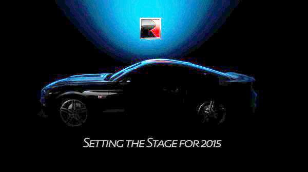 Roush Mustang Teaser Home