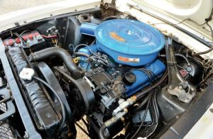 1967fordmustangenginebay  The Mustang Source