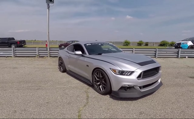 Is the RTR Mustang GT a Shelby alternative or just a pretender?