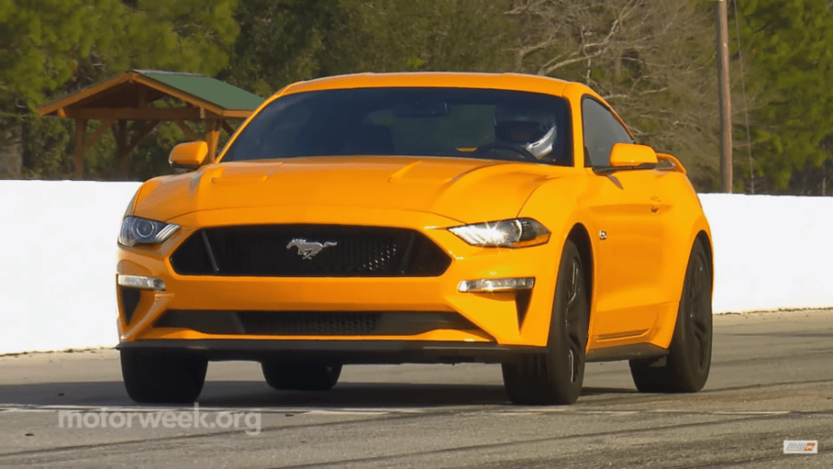 TheMustangSource.com Motor Week 2018 Ford Mustang GT Review