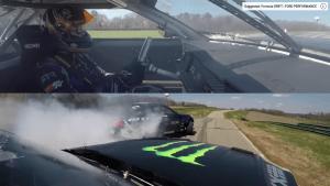 2018 RTR Mustangs Formula D
