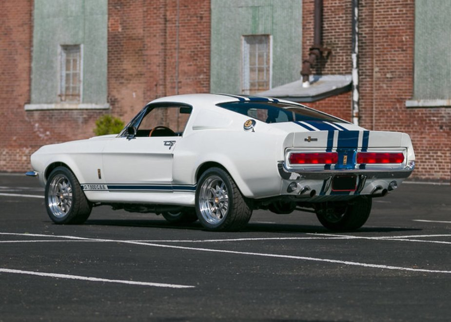rare 1967 shelby mustang gt500 super snake is a real head turner the mustang source. Black Bedroom Furniture Sets. Home Design Ideas