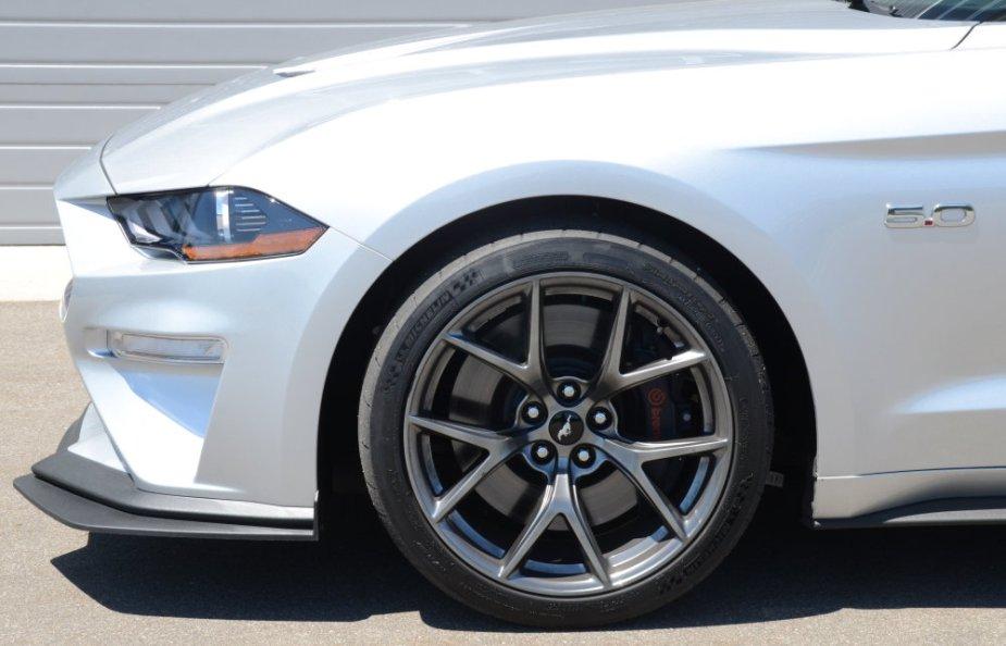 2019 Mustang GT Performance Pack 2 Wheel
