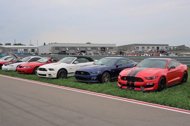 Ford Mustang M1 Concourse