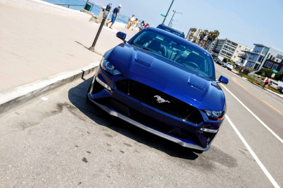 2018 Mustang GT Manual w/ Performance Pack 1