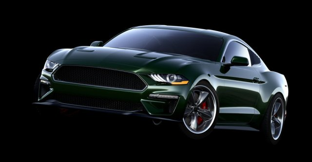 themustangsource.com 2019 Ford Mustang Bullitt by Steeda