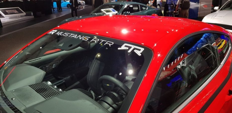 RTR Stage 1 Mustang Banner