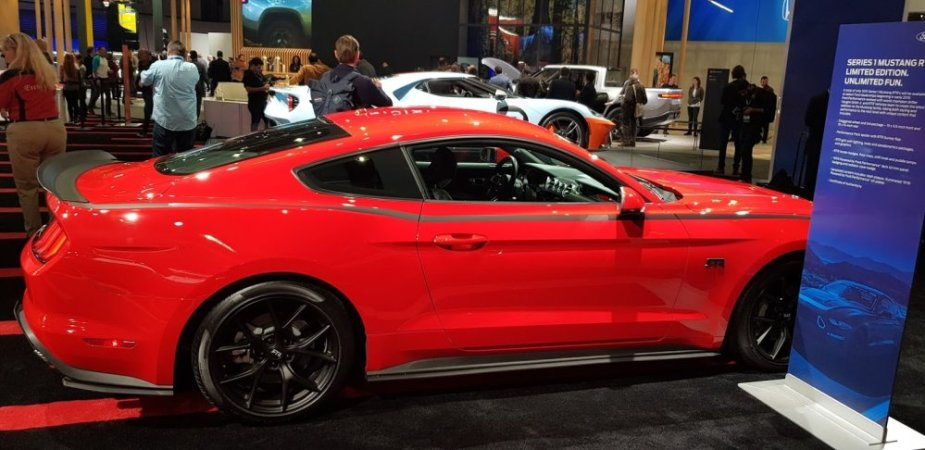 RTR Stage 1 Mustang Side
