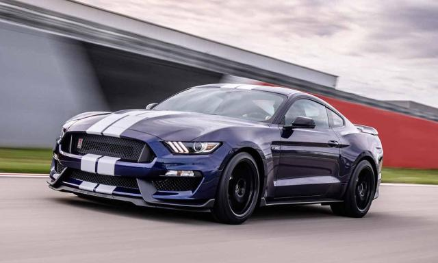 2019 Shelby GT350