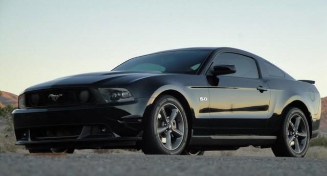 S197 Mustang
