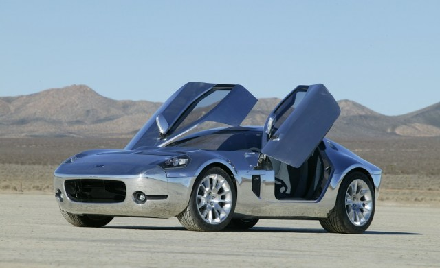 themustangsource.com Company to Produce Ford Shelby GR-1 Concept Car