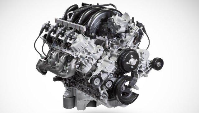 2020 Ford Super Duty 7.3-Liter V8