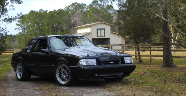 themustangsource.com Fox Body Mustang with Terminator Cobra Engine and Interior