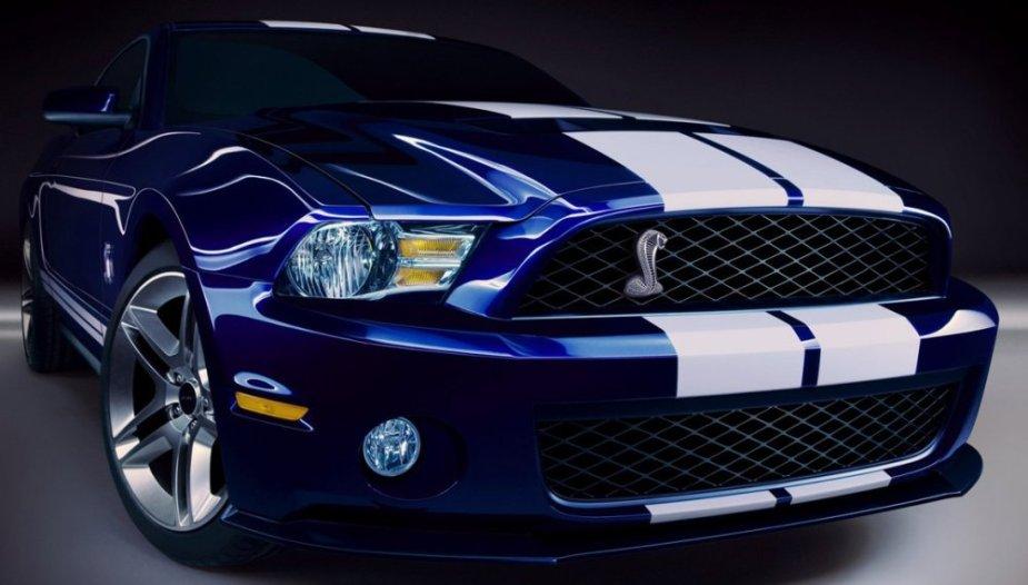 2010 Mustang GT500
