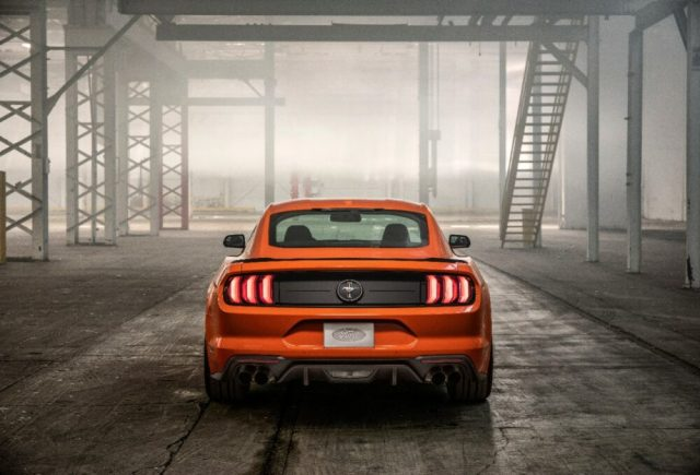 2020 Mustang Ecoboost