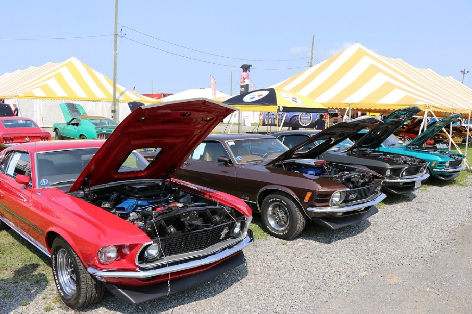 2019 Carlisle Ford Nationals