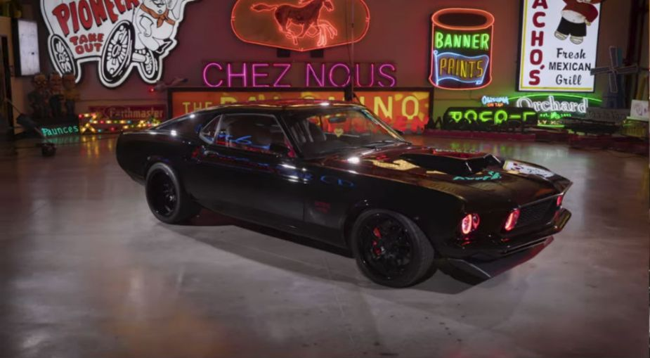 Classic Recreations Boss 429's appearance is sinister