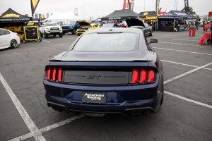 Auto Enthusiast Day Mustangs