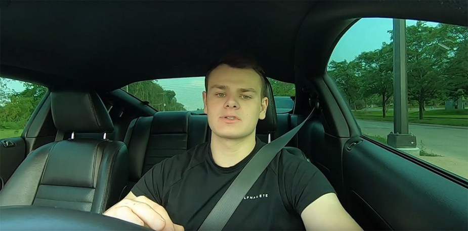 Youtuber Talks About Mustang GT