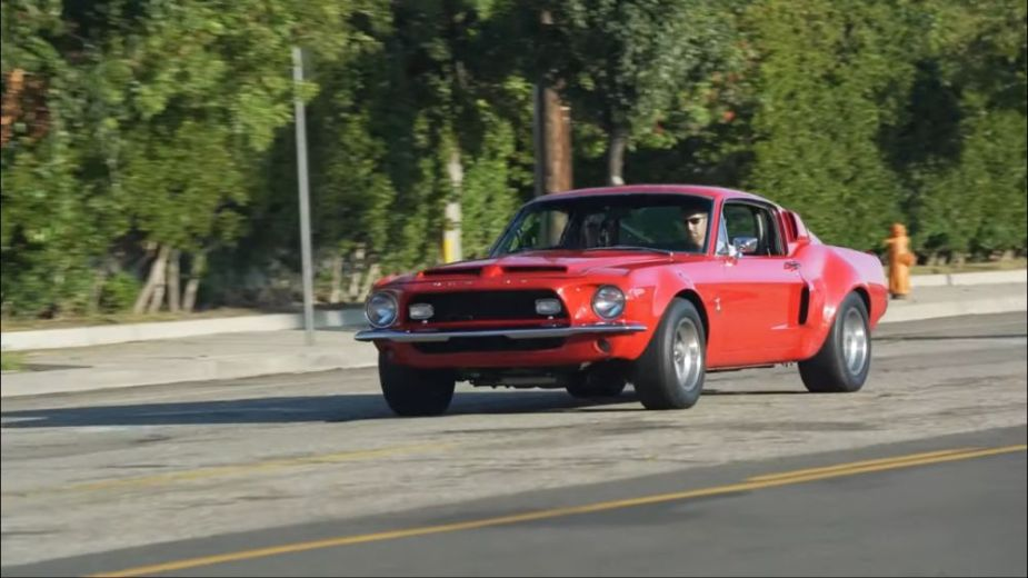Widebody Shelby GT350 Has the Most Interesting History Ever