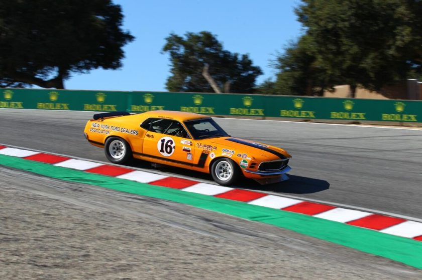 Ford Mustang Trans-Am Racing