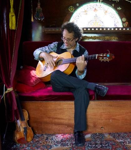 AlfonsoPonticelli for Django at the Myrna