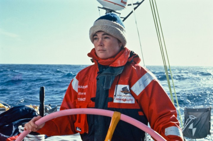 1989-90 Whitbread Round the World Race: Tracy Edwards, Skipper of Maiden