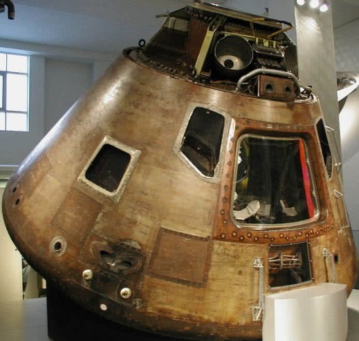 Cápsula Apollo 10 da NASA