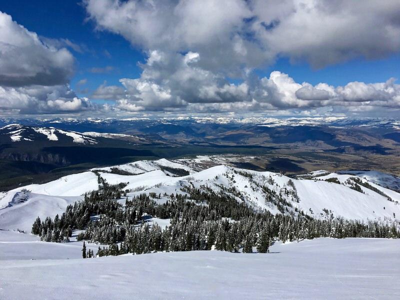 mount washburn trail