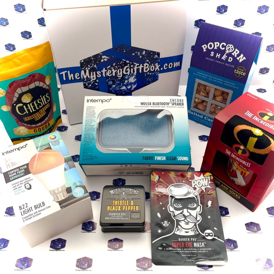£40 Mystery Gift Box For Him Example