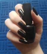 OPI Lady in Black