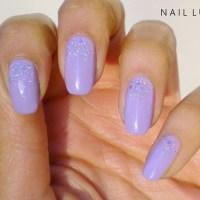 Lilac & Rose Glitter