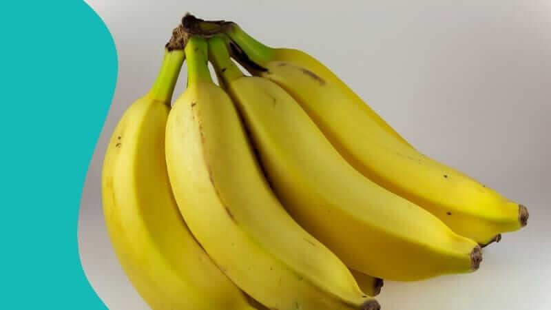 Banana for Vitamin H