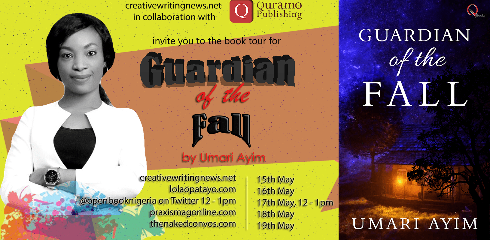 Umari Ayim's Guardian of the Fall