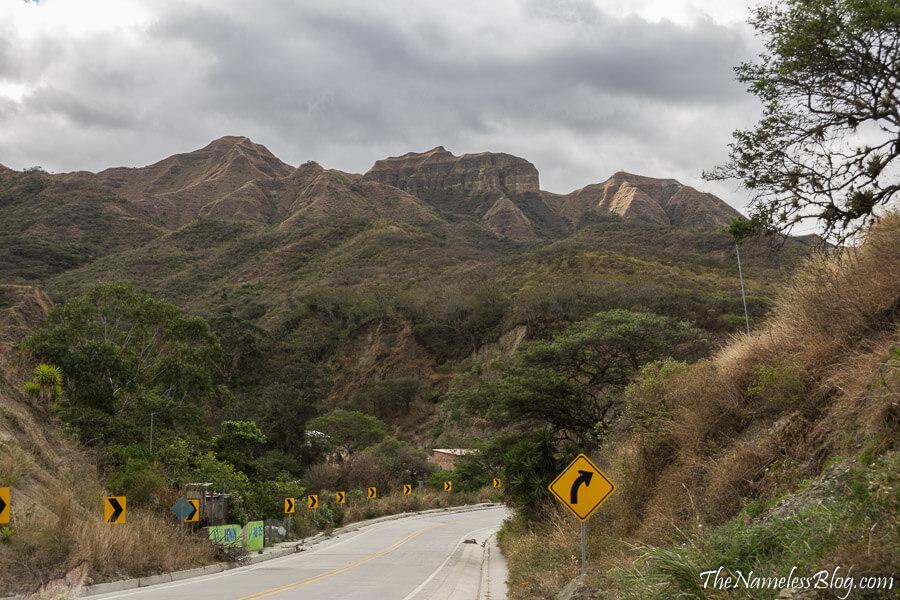 cerro mandango, vilcabamba