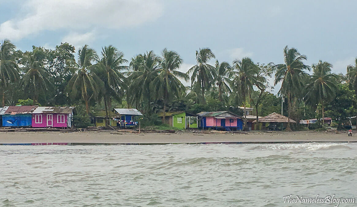 Juanchaco Colombia's Pacific Coast