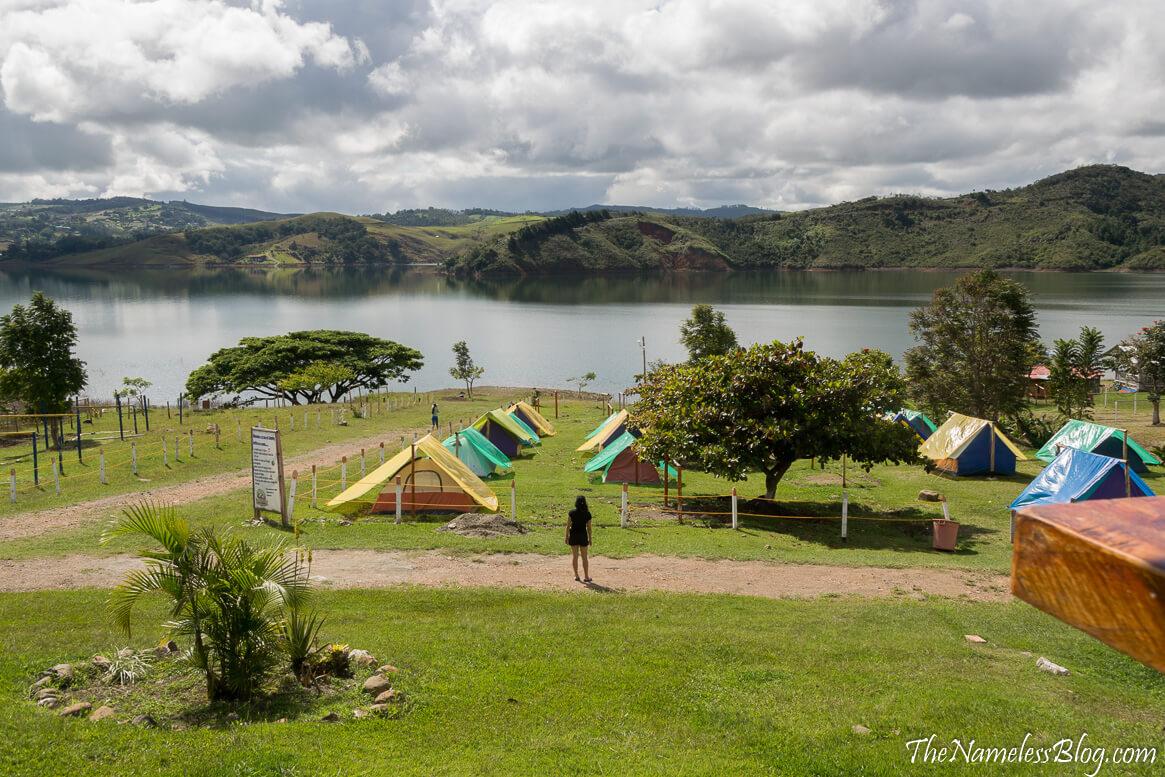 Lago Calima, Lake Calima, Colombia, Cali
