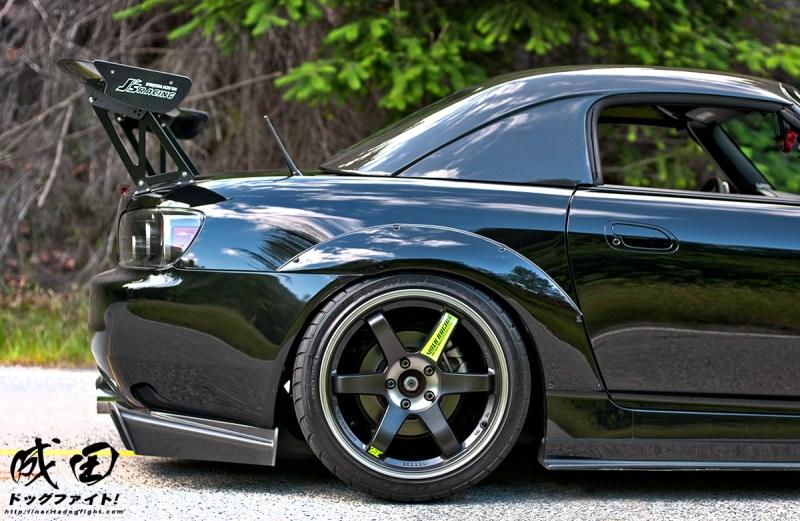 vincent rear profile