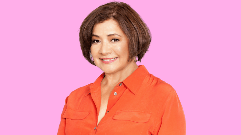 Bel Hernandez began her career in Hollywood as an actress, but soon became a journalist and media entrepreneur. (Latin Heat Entertainment)