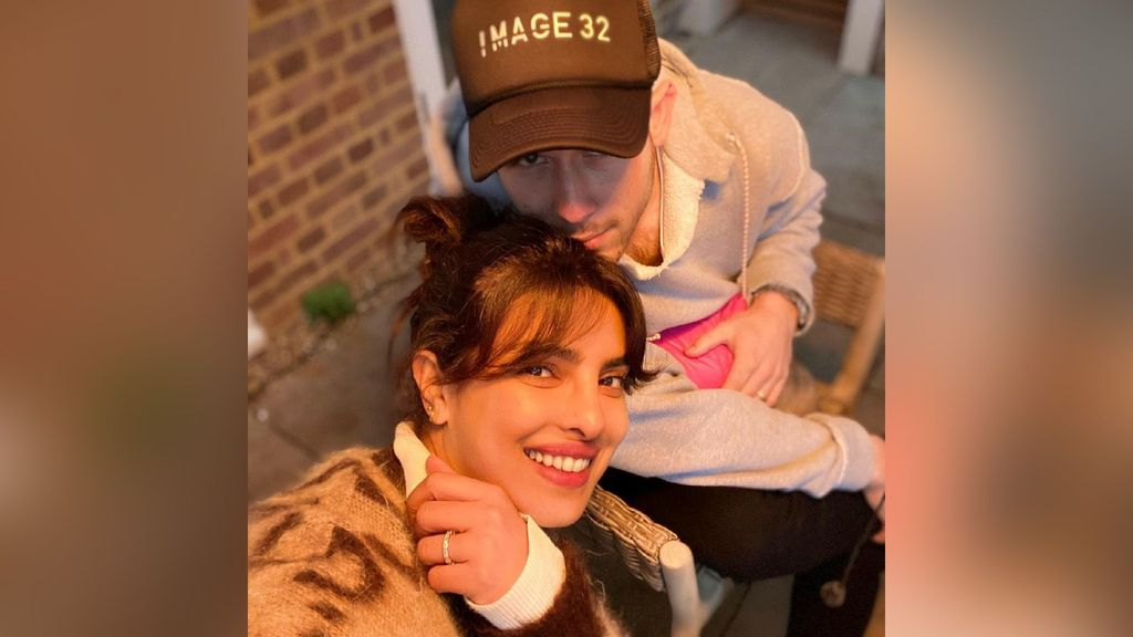 Priyanka Chopra Jonas is loving life on the road with husband and singer Nick Jonas. (Nick Jonas/Facebook)