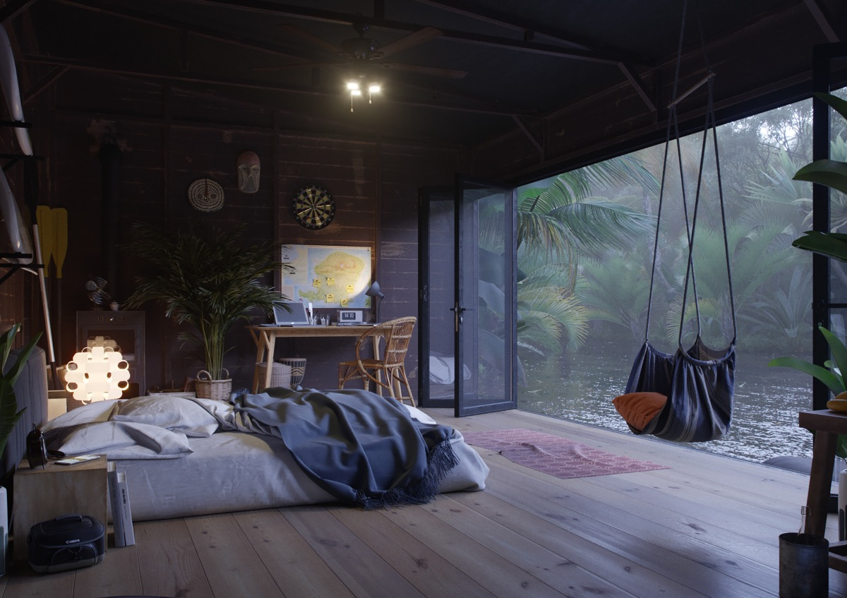 27+ Striking Aesthetic Bedroom Ideas to Inspire You on Room Decor Aesthetic id=15188