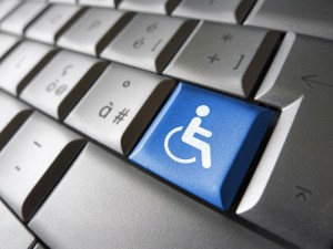 disabled website
