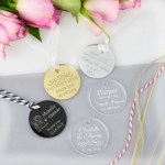personalised favour, the national wedding directory