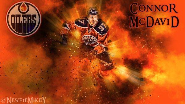 Connor McDavid Newfied Mikey