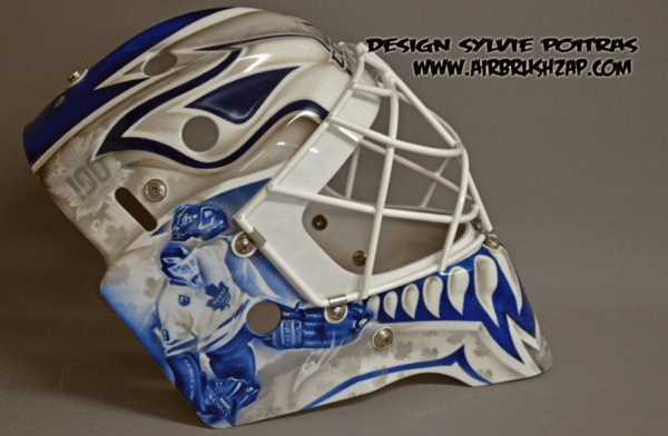 The 5 Best Leafs Goalie Masks Of All Time Theleafsnation