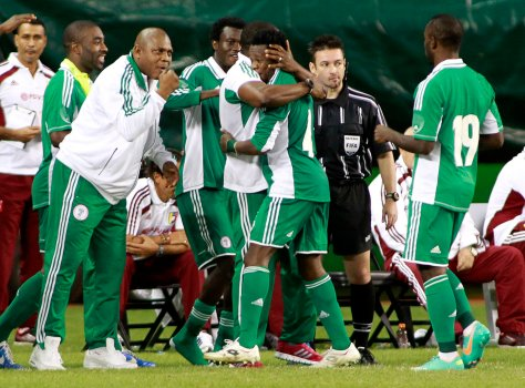 WHY NIGERIAN SUPER EAGLES DON'T NEED A FOREIGN COACH