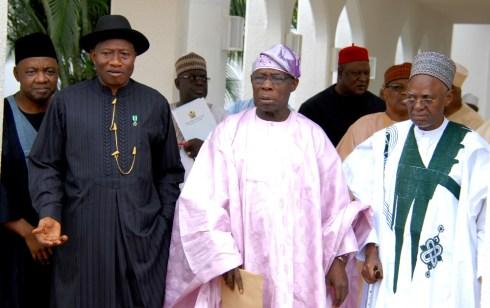 Image result for obj and babangida