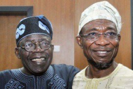 Image result for Tinubu remains pathfinder of a rare breed – Aregbesola